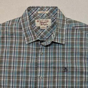 Original Penguin Classic Fit Button Up Shirt